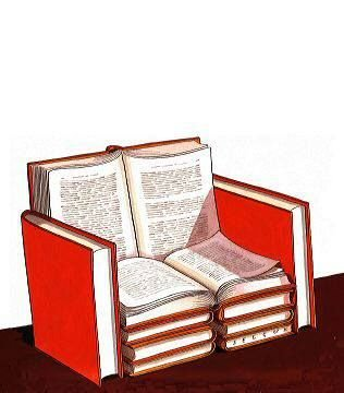 Another chair for reading