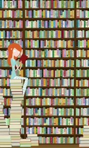 When in doubt go to a library