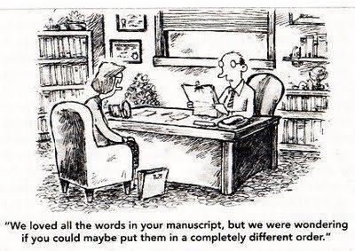 We love your manuscript, but...
