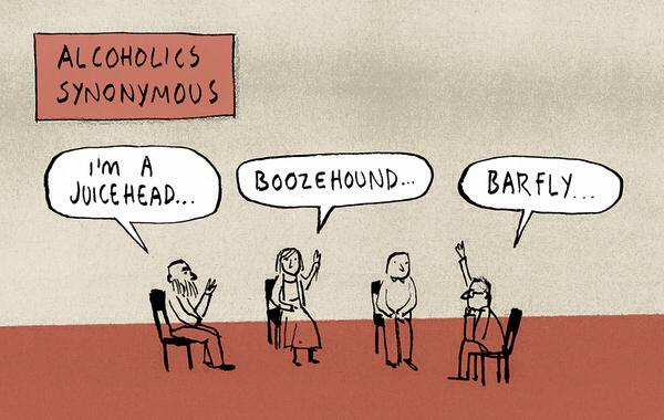 Alcoholics Synonymous