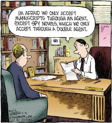 An agent for your novel...