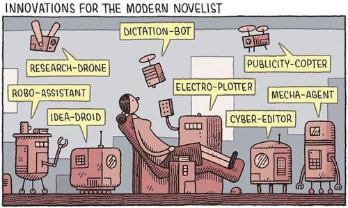 Innovations for the modern novellist