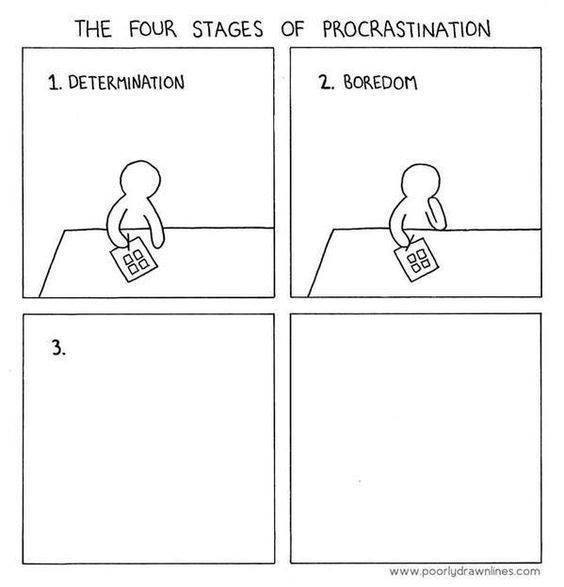the-4-stages-of-procrastination