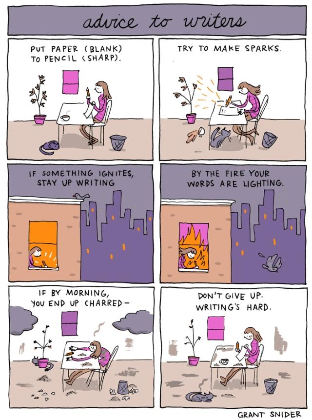 advice-to-writers