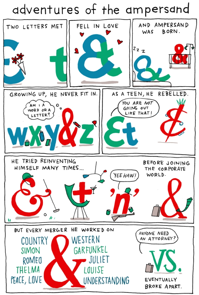 the-adventures-of-an-ampersand